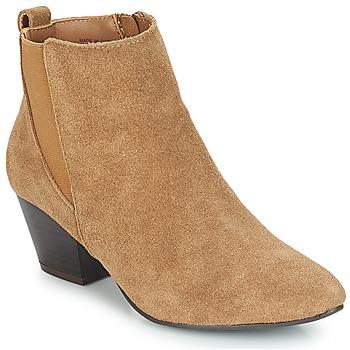 鞋子 女士 短靴 André CALIMITY 米色