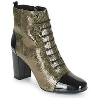 鞋子 女士 短靴 André CONGA 卡其色