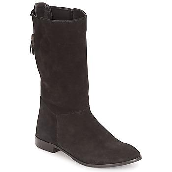 鞋子 女士 都市靴 André LOULOUTE 黑色