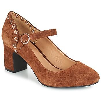 鞋子 女士 高跟鞋 André ALDA 驼色