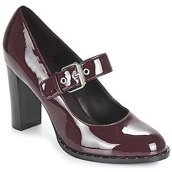 鞋子 女士 高跟鞋 André JENNA 紅色