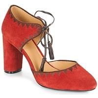 鞋子 女士 高跟鞋 André ALLEGRA 红色
