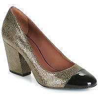 鞋子 女士 高跟鞋 André FAUVE 卡其色