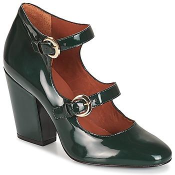鞋子 女士 高跟鞋 André ANTONELLA 绿色