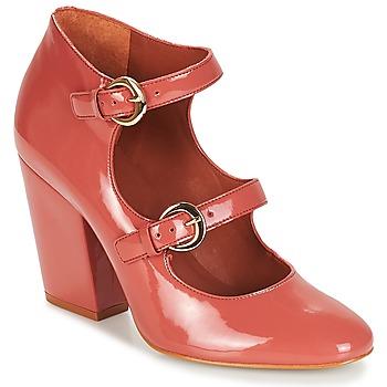 鞋子 女士 高跟鞋 André ANTONELLA 玫瑰色