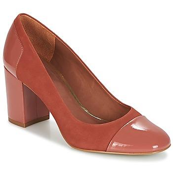 鞋子 女士 高跟鞋 André BRUNA 玫瑰色