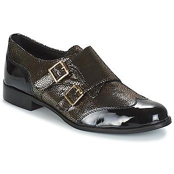 鞋子 女士 德比 André SATURNE 金色