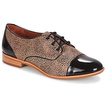 鞋子 女士 德比 André VAUDOU 米色