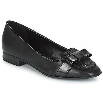 鞋子 女士 平底鞋 André ANNALISA 黑色