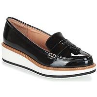 鞋子 女士 皮便鞋 André AUSTIN 黑色