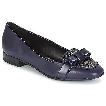 鞋子 女士 平底鞋 André ANNALISA 蓝色