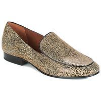 鞋子 女士 皮便鞋 André BOLINIA 米色