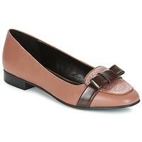 鞋子 女士 平底鞋 André ANNALISA 灰褐色