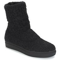 鞋子 女士 短筒靴 André CROCUS 黑色