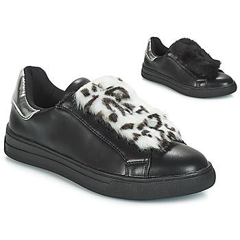 鞋子 女士 球鞋基本款 André LEXIE 黑色