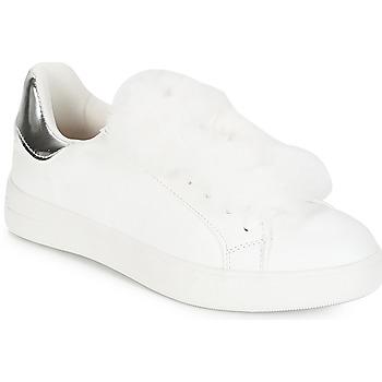 鞋子 女士 球鞋基本款 André LEXIE 白色