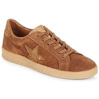 鞋子 女士 球鞋基本款 André ABIGAIL 驼色