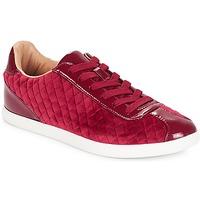 鞋子 女士 球鞋基本款 André VELVET 红色