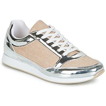鞋子 女士 球鞋基本款 André SAFARI 银色