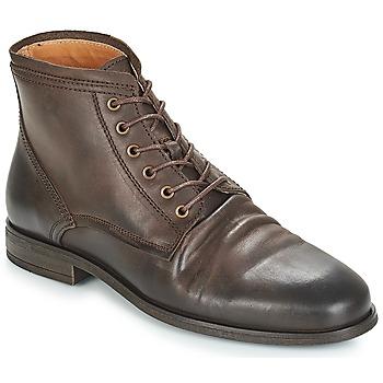 鞋子 男士 短筒靴 André INVENTEUR 棕色