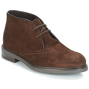 鞋子 男士 短筒靴 André BOHEME 棕色