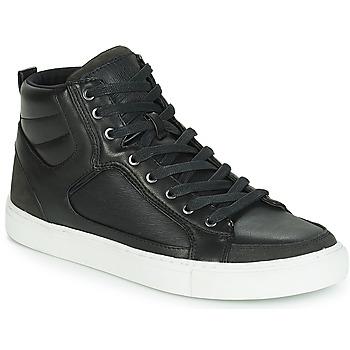 鞋子 男士 高帮鞋 André ROLLER 黑色