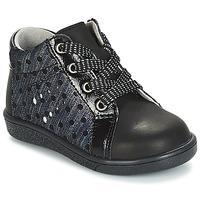 鞋子 女孩 短筒靴 André POIS 黑色