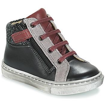 鞋子 男孩 短筒靴 André CORBEAU 黑色