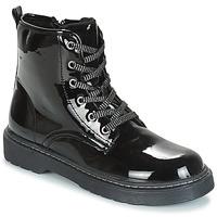 鞋子 女孩 短筒靴 André ROCKABILLY 黑色