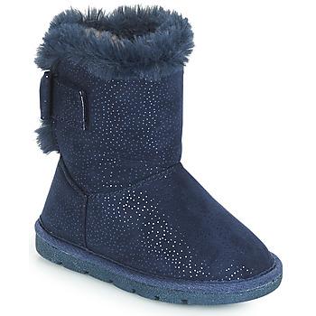 鞋子 女孩 短筒靴 André PATAGONIE 海蓝色