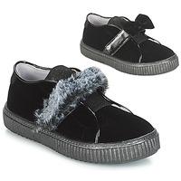 鞋子 女孩 平底鞋 André MAMMOUTH 黑色