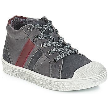 鞋子 男孩 短筒靴 André RECREATION 灰色