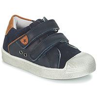 鞋子 男孩 球鞋基本款 André TOBOGGAN 海蓝色