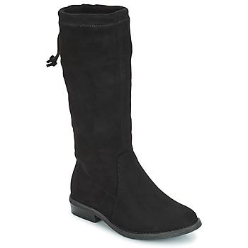 鞋子 女孩 都市靴 André VALENTINE 黑色