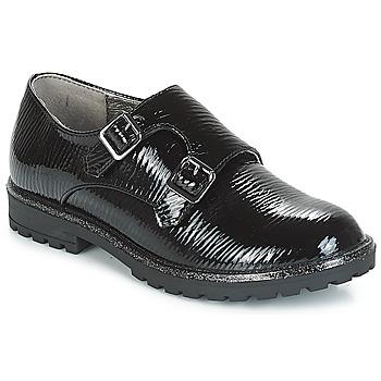 鞋子 女孩 德比 André MONK 黑色
