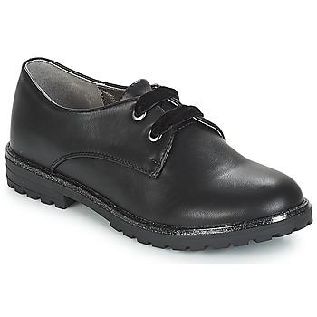 鞋子 女孩 德比 André SAEZ 黑色