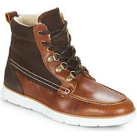鞋子 男孩 短筒靴 André GLOBE 棕色