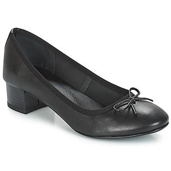 鞋子 女士 平底鞋 André POETESSE 黑色