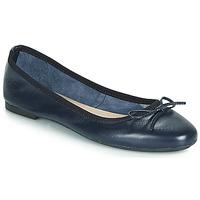 鞋子 女士 平底鞋 André PIETRA 海蓝色