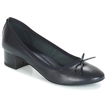 鞋子 女士 平底鞋 André POETESSE 海藍色