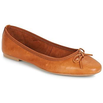 鞋子 女士 平底鞋 André PIETRA 棕色