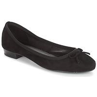 鞋子 女士 平底鞋 André CINDY 黑色