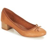 鞋子 女士 平底鞋 André POETESSE 棕色