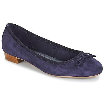 鞋子 女士 平底鞋 André CINDY 海蓝色