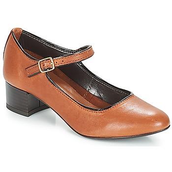 鞋子 女士 平底鞋 André FOLLOW 棕色
