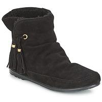 鞋子 女士 短筒靴 André TATANKA 黑色