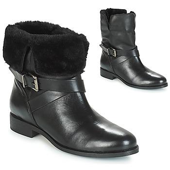 鞋子 女士 短筒靴 André TRIO 黑色