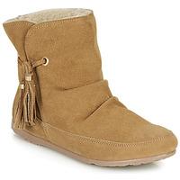 鞋子 女士 短筒靴 André TATANKA 棕色