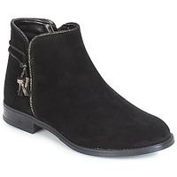 鞋子 女士 短筒靴 André BILLY 黑色