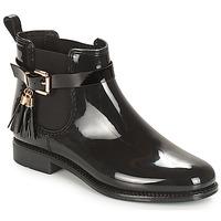 鞋子 女士 短筒靴 André JAMES 黑色
